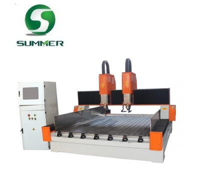 SM1530 Double Heads Stone CNC Router